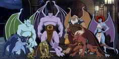 'Gargoyles Was The Most Important Cartoon Of My Pre-Intellectual Black Childhood' by Jordan Calhoun -- really great article