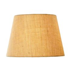 "16"" Burlap New Drum Lamp Shade - shadesoflight.com"