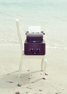 Oh to be so inspired... The truest HOME office of all is the mobile office where you can do anything anywhere