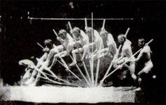 Thomas Eakins, Man Pole-Vaulting
