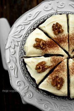 Carrot cake, the best one (ciasto marchewkowe, najlepsze)