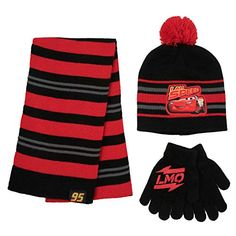 Editor choice Disney Winter Hat, Kids Gloves Or Toddlers Mittens and Scarf, Lightning McQueen Beanie for Boy Ages 2-4 and 4-7. Explore our Boys Fashion section featuring new #shopping ideas of the best collection of #BoysFashion #BoysAccessories and #fashion products online at #Jodyshop Marketplace. Toddler Mittens, Toddler Scarf, Queen Hat, Mc Queen, Kids Winter Hats, Cold Weather Gear, Kids Beanies, Black Beanie, Boys Accessories