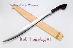 Filipino Itak Tagalog Sword