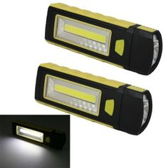 1/2pcs led cob worklight #inspection lamp magnetic #camping fishing tent #torch s,  View more on the LINK: http://www.zeppy.io/product/gb/2/282142162698/