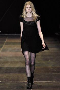 Saint Laurent - www.vogue.co.uk/fashion/autumn-winter-2013/ready-to-wear/saint-laurent/full-length-photos/gallery/950343
