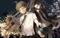 Hinata Hajime and Kamakura Izuru by Dhiea