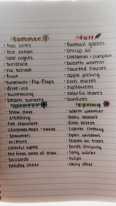 Easy Bullet Journal, How to Make a Creative Way to Realize Organized Life Bullet Journal Ideas Pages, Bullet Journal Inspiration, Journal Ideas For Teens, Bullet Journals, Bucket List For Teens, Fall Bucket Lists, Senior Bucket List, Things To Do When Bored, Things To Write About