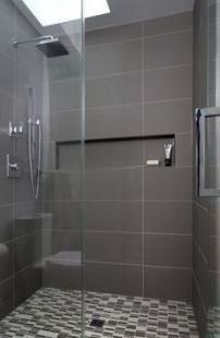 31 Trendy Bathroom Tiles Dark Grey Gray 2019 Bathroom Diy Trendy Bathroom Tiles Tile Bathroom Bathrooms Remodel