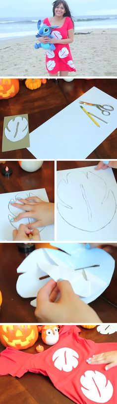 Last Minute DIY Halloween Costumes for Teens | Lilo                                                                                                                                                                                 More