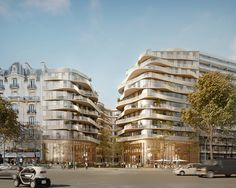 PARIS / IDF - News urbaines & architecturales (III) - Page 260 - SkyscraperCity