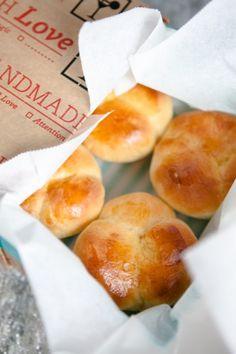 Kindheitserinnerungen aus meiner Küche - Teil 2: Brioches mit Vanille aus der Muffinform | Kuechenchaotin