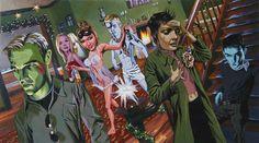 By Artist Justin Reed http://www.justinreedart.com/