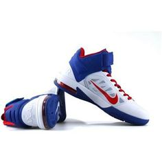 kobe9onsale.com Nike Air Max Fly By Blake Griffin Home PE White Blue  ae5647d675