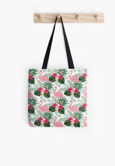 Calling all tropical lovers! Represent with this fun tropical flamingo design! Makes a great gift for friends, family, or yourself! • Also buy this artwork on stickers, apparel, phone cases, and more. #tropical #flamingo