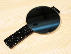 Perimeter Collection hand mirror, on sightunseen.com