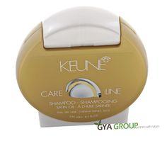 Keune Hair Beauty Care line Satin Oil Shampoo enriched with Yangu & Maracuja Oil #Keune