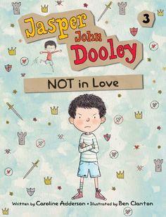Jasper John Dooley: NOT in Love - Kindle edition by Adderson, Caroline, Clanton, Ben. Children Kindle eBooks @ Amazon.com.