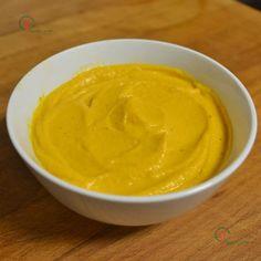 Vegetal... y tal: Salsa picante de zanahoria