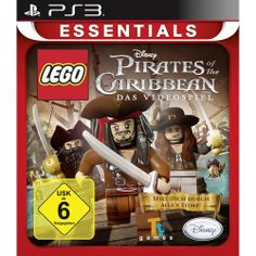 PS3 LEGO Pirates of the Caribbean - Essentials  http://www.meinspielzeug24.de/ps3-lego-pirates-of-the-caribbean-essentials  #Junge #PCVIDEO, #PS3SW