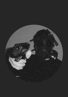 Gas Mask Art, Masks Art, Bad Boy Aesthetic, Aesthetic Grunge, Dark Pictures, Pictures To Draw, Lil Peep Hellboy, Cute Lightskinned Boys, Tumblr Art