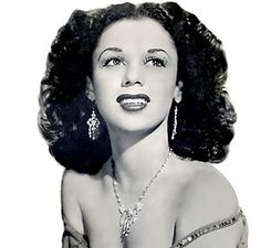 """Marquita Rivera (May 18, 1922 – October 21, 2002 a.k.a. """"Queen of Latin Rhythm"""", was a Puerto Rican actress, singer and dancer.  Dubbed the """"Queen of La Conga"""", """"Queen of Latin Rhythm"""" and """"Latin Hurricane"""" during various stages of her career, Rivera, went on to enjoy a strong musical career both in the United States and in her native Puerto Rico."""