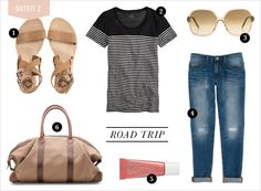 Road Trip Style | Rue