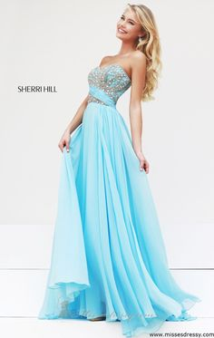 Sherri Hill 3914 by Sherri Hill