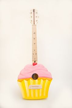 If I ever have a little girl, she is learning to play guitar, and she will have this one. only if she wants to :)