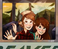 Welcome back to Gravity Falls