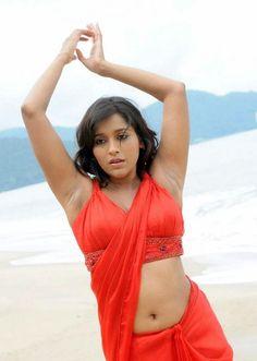 South Indian Actress Hot Navel Show