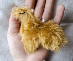 Proud Llama - rattle cat toy - cat gift, best cat toy, unique cat toys