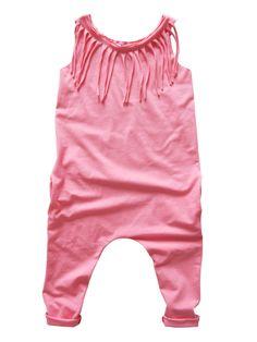 Petitbo Rad Jumpsuit Powder Pink | Scandinavian Minimall