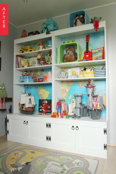 maps for kids furniture
