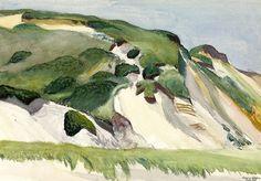 EDWARD HOPPER (1882-1976) Dune At Truro