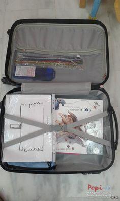 Βιβλιοταξιδεύουμε, παραμυθοδημιουργώντας Literacy, Suitcase, Briefcase