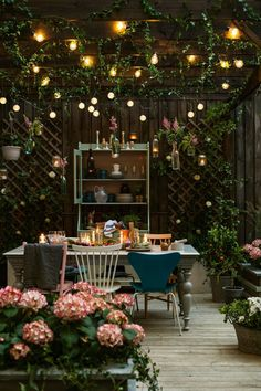 Here are some fabulous patio designs. We have more ideas to make your patio in small backyard ideas above the norm. See more ideas about Backyard patio, Backyard ideas and Garden ideas. Outdoor Rooms, Outdoor Dining, Outdoor Decor, Dining Area, Outdoor Cafe, Outdoor Ideas, Dining Rooms, Outdoor Kitchens, Outdoor Balcony