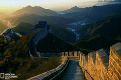 Grande Muralha da China, National Geografic