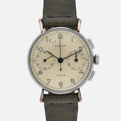Why This Watch Matters This chronograph isn't just any old Compur. No, it's…