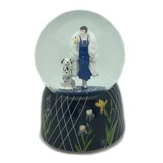 Snow Globes, Music And Movement, Snowball, Lead Sled, Two Girls, Cute Gifts
