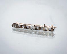 Broszka z diamentami 00383 #Sklep #Złoto-Orla #Warszawa #broszka #diamenty #vintage Art Deco, Stud Earrings, Charmed, Bracelets, Jewelry, Jewlery, Jewerly, Stud Earring, Schmuck