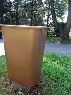 DIY Large Outdoor Planters For $15! - The Spotted Lamb