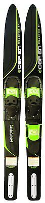 Waterskis 71175: O Brien Reactor Combo Water Skis With 700 Bindings, 67 -> BUY IT NOW ONLY: $184.18 on eBay!
