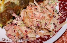 Colorful Slaw for the Holidays | Skinny Girl Bistro