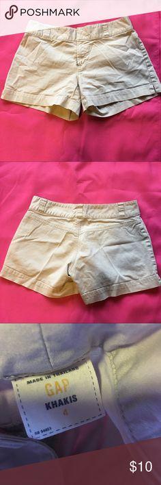 GAP khaki shorts GAP khaki shorts GAP Shorts