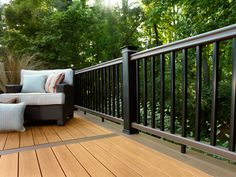 TimberTech - RadianceRail Composite Railing