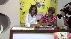 Mulher.com 06/03/2013 Vera Lucia Cunha - Jogo americano  parte 1