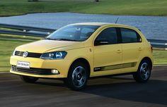 VW homenageia seleção com série especial do Gol, Voyage e Fox - AUTO ESPORTE | Notícias