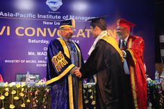 XVI Convocation held on Saturday, 19th July, 2014 !