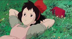 Art Studio Ghibli, Studio Ghibli Films, Studio Ghibli Characters, Kiki Delivery, Kiki's Delivery Service, Animation Storyboard, Animation Reference, Hayao Miyazaki, Totoro