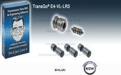 Accumulator Valves, Line Mod Valve Transgo Transmission Parts